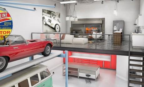 Wheel Base Premium Garage Condos