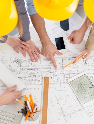 developer services architectural planning