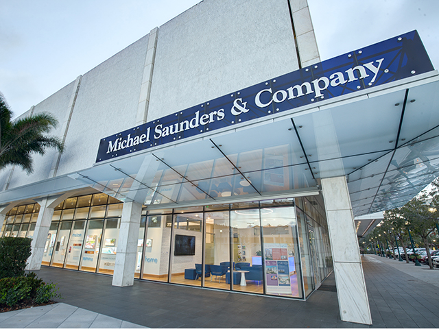 Michael Saunders & Company - Main Street - Sarasota real estate office