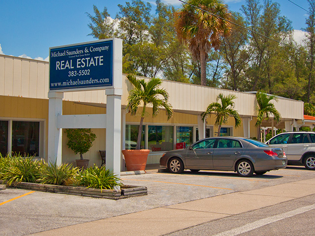 Michael Saunders & Company - Mid Longboat Key real estate office
