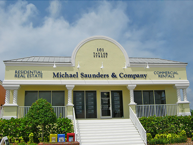 Michael Saunders & Company - Punta Gorda - Taylor Street real estate office