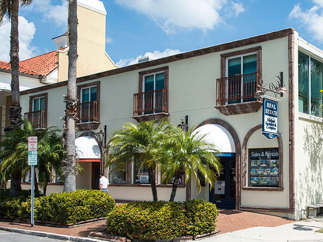 Michael Saunders & Company - St Armands Circle I real estate office