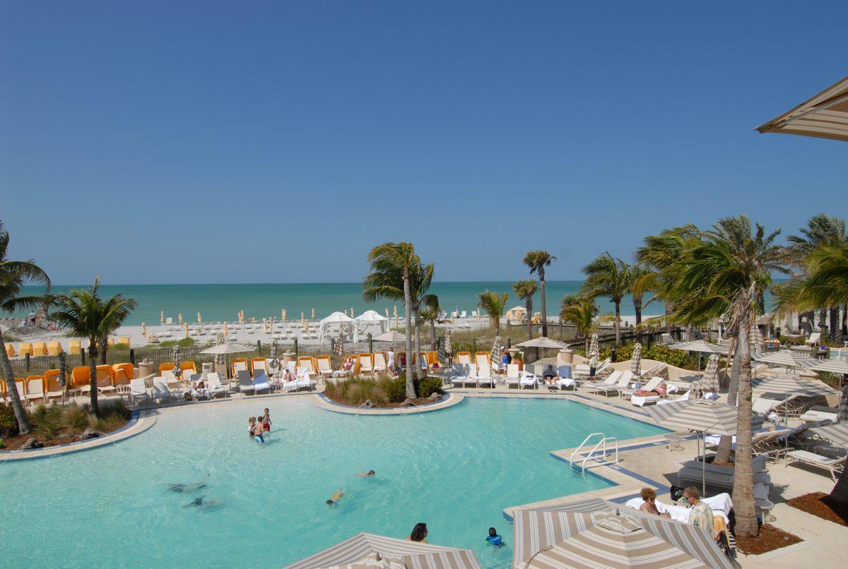 The Ritz Carlton Beach Club