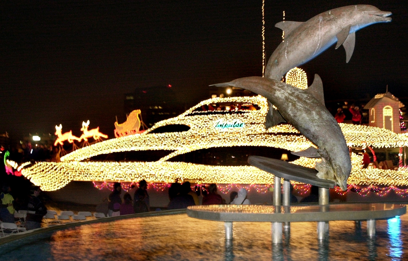 Christmas Boat Parade Ideas.Dazzling December Holiday Events Across Florida S Gulf